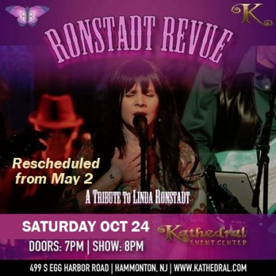 Ronstadt Revue at The Kathedral Event Center