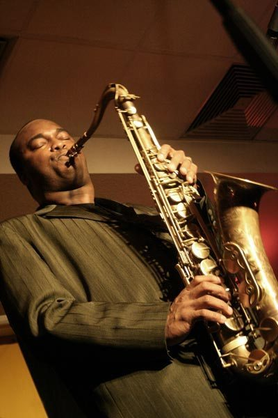 James Carter Jazz Masterclass At Pecknel Music at Pecknel Music