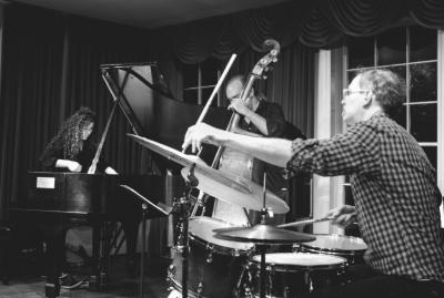 Sylvie Courvoisier Trio // Nate Wooley: Battle Pieces Iv at Roulette