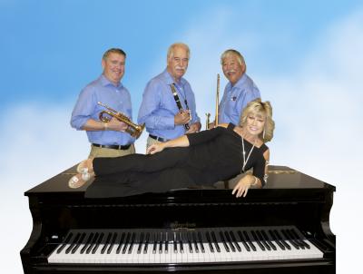 Cheryl's Vintage Swing at Arizona Classic Jazz Festival at Crowne Plaza San Marcos Resort