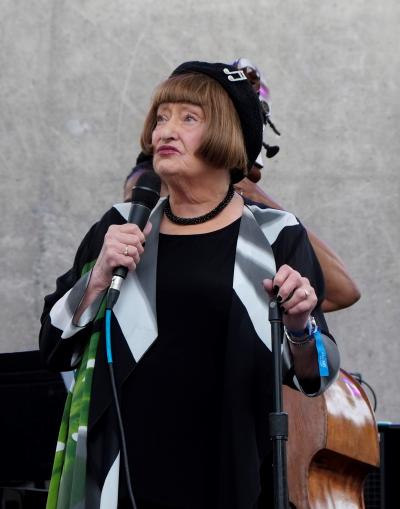 Sheila Jordan at Detroit Groove Society