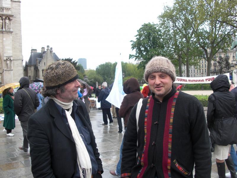 Eric Zinman's Excellent European Adventures