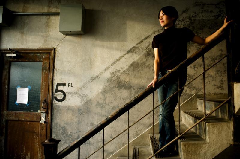 Take Five With Kyoko Kitamura