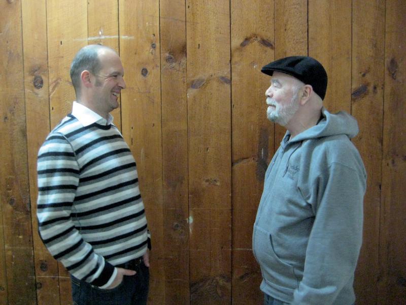 Mick Goodrick / Wolfgang Muthspiel