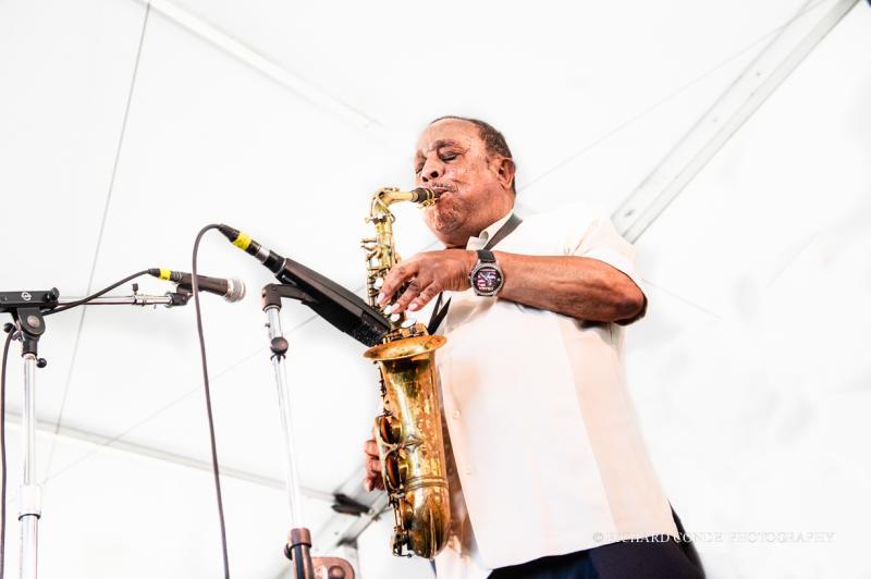 Newport Jazz Festival 2015: Day 2