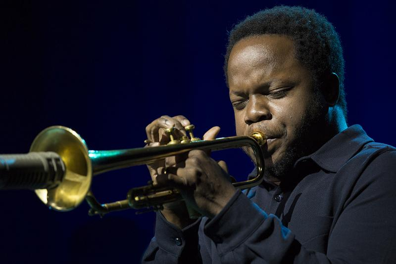 Ambrose Akinmusire Headlines Bray Jazz 2015