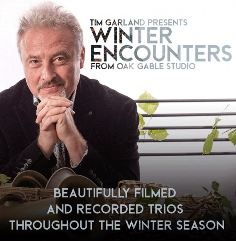Tim Garland Launches His Winter Encounters Series