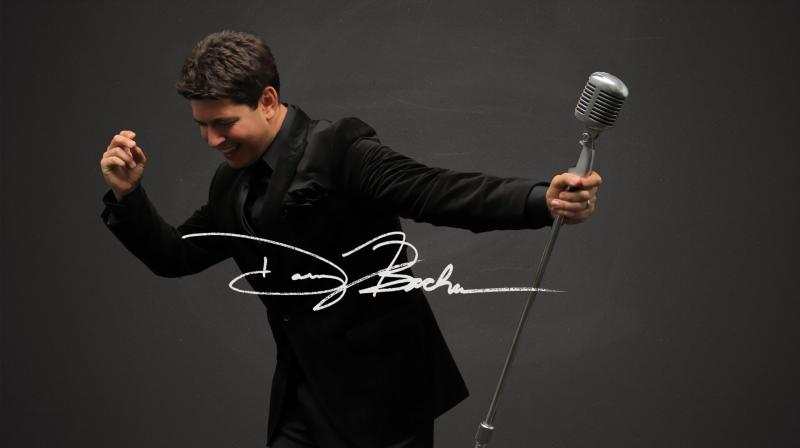 Danny Bacher - Debut CD & Performance Schedule