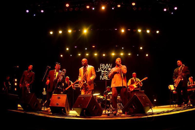 bmw jazz festival 2012