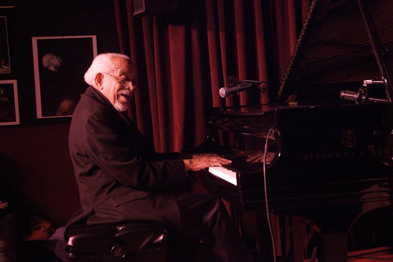 Barry Harris at the Village Vanguard