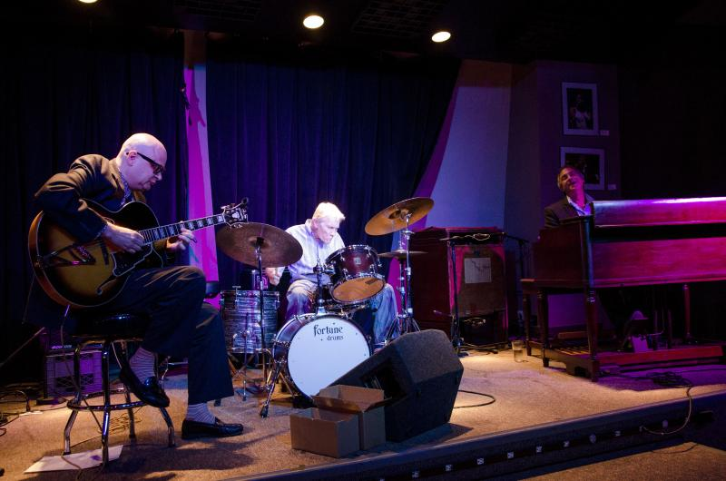 Bob Niederriter Trio At The Bop Stop
