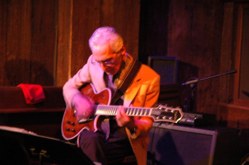 The Pat Martino Quintet at Chris' Jazz Café