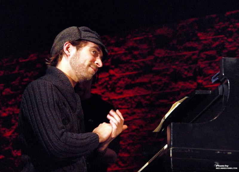 Aaron Parks Trio al Teatro Manzoni, Milano