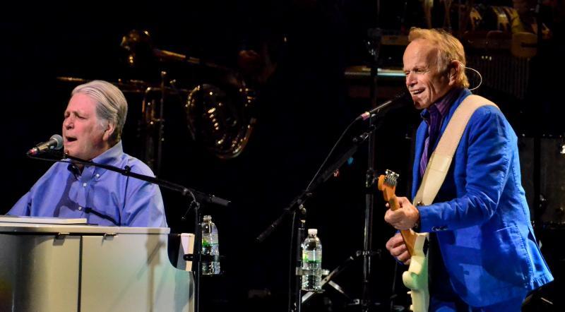 Brian Wilson at Radio City Music Hall