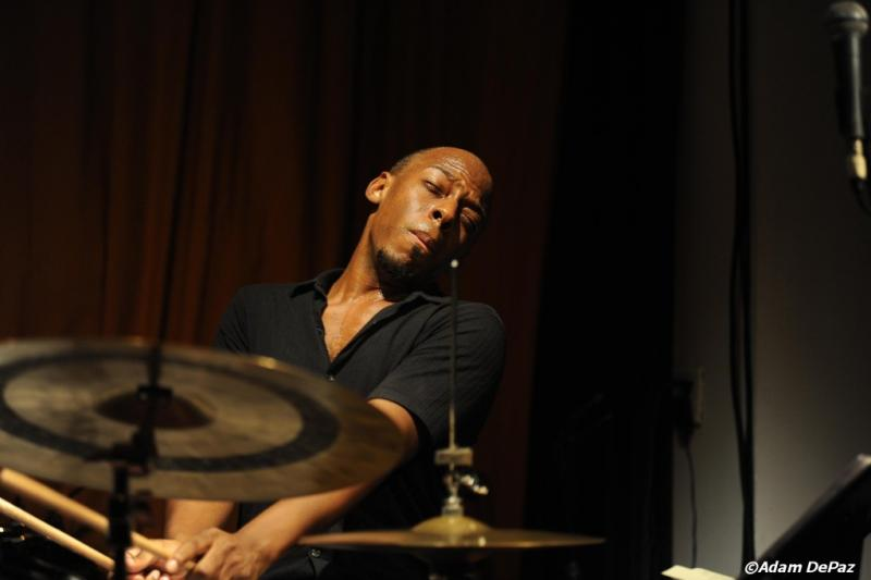 E. J. Strickland Quintet At Scullers Jazz Club