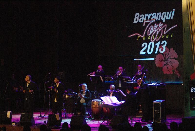 Barranquijazz 2013