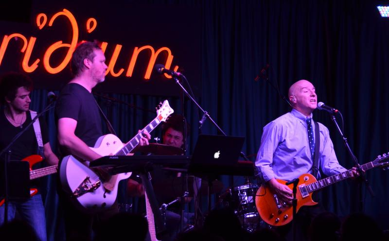 Midge Ure: New York, NY, January 9, 2013