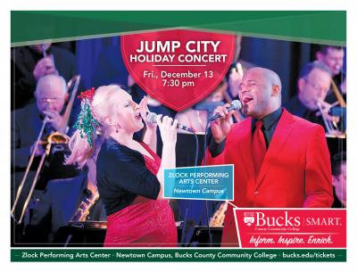 Jump City Jazz For The Holidays at Zlock Performing Arts Center