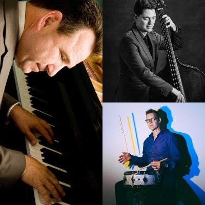 Eric Muhler Trio 70th Birthday Show at Piedmont Piano Company