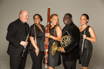 Imani Winds  at Wharton Center For Performing Arts