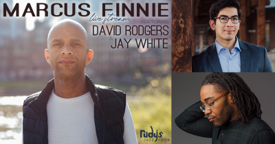Marcus Finnie Live Stream Featuring David Rodgers & Jay White at Rudy's Jazz Room