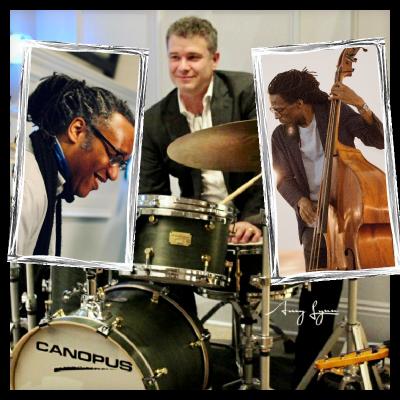 Rich Zabinski Jazz Trio Jam Session at Brick Shop At Tryp Hotel