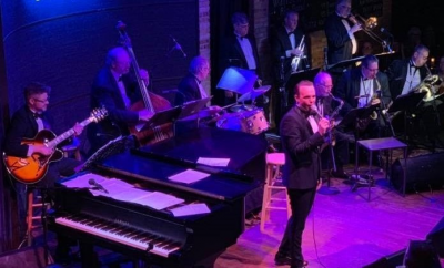 Andrew Walesch Big Band at Chanhassen Dinner Theatre