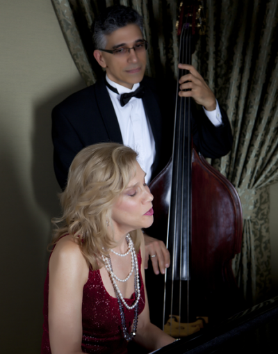 Melani Skybell Duo at Ellie's Restaurant And Lounge