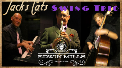Jack's Cats Trio at Edwin Mills By Equator