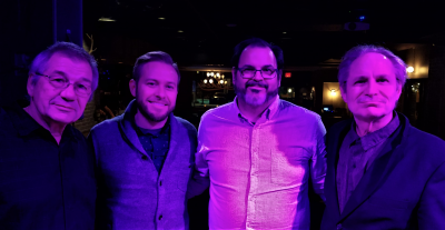 Tall Tales (dean Granros, Zacc Harris, Chris Bates, Jay Epstein) at Icehouse