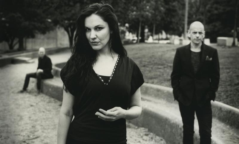 Tord Gustavsen with Simin Tander and Jarle Vespestad at Fringe Arts
