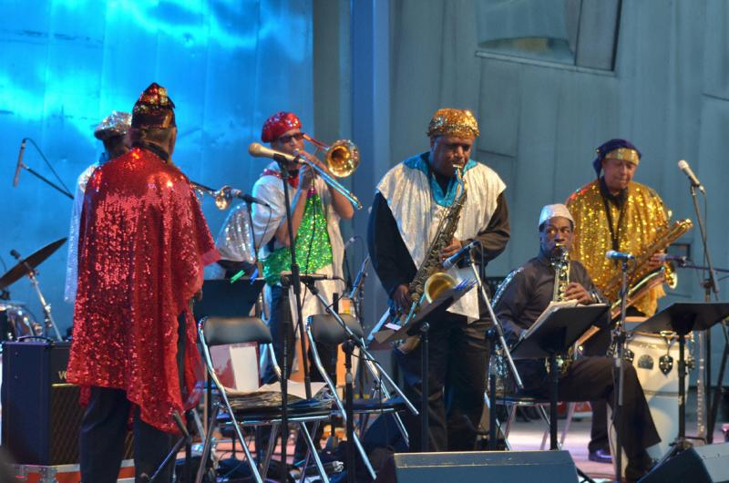 Celebrating Sun Ra at the Painted Bride Art Center