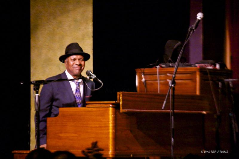 Booker T. Jones at Yoshi's