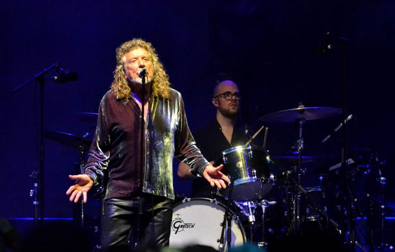 Robert Plant & The Sensational Space Shifters at Forest Hills Stadium