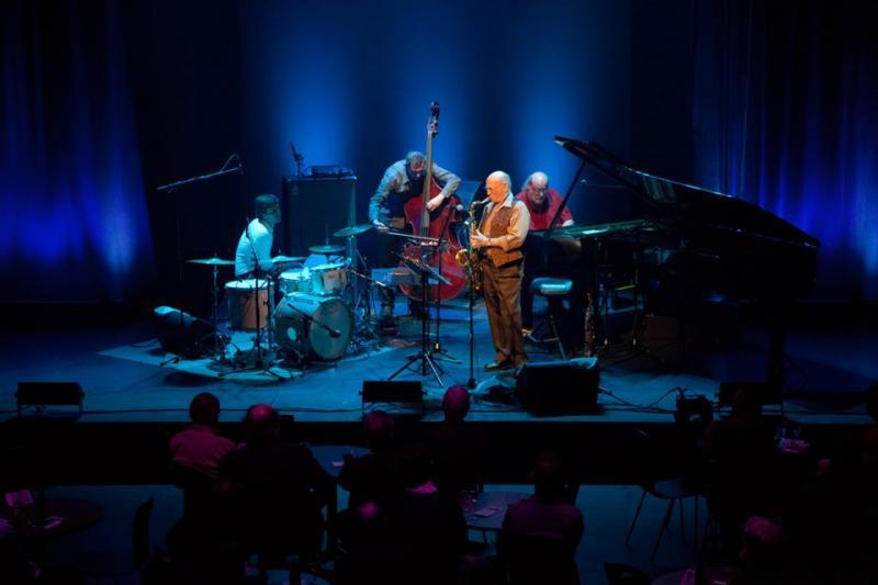 Dave Liebman / Andy Emler Trio: Helsinki, Finland, April 24, 2013