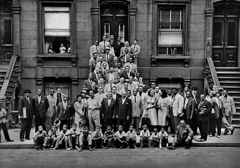 A Great Day in Harlem: The Spirit Lives - 50 Years On