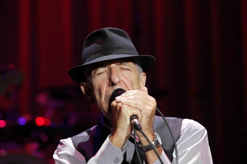 Leonard Cohen at Arena Pula