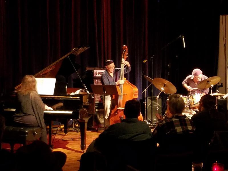 Crispell-Fonda-Sorgen Trio Live at The Falcon