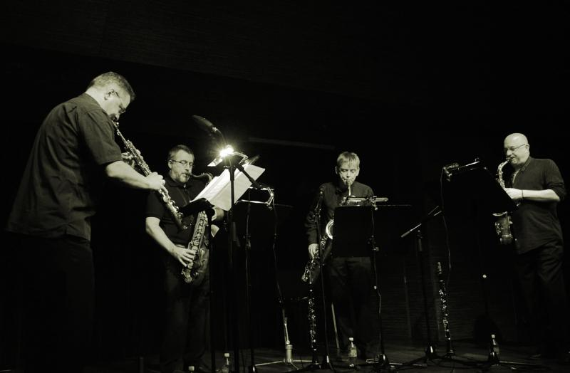 Live From Old York: Delta Saxophone Quartet, Ballaké Sissoko, Larry Miller & Blackbeard's Tea Party
