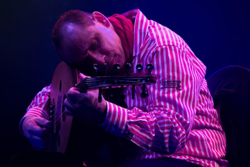 Jazzablanca Festival 2013: Casablanca, Morocco, March 30 - April 4, 2013