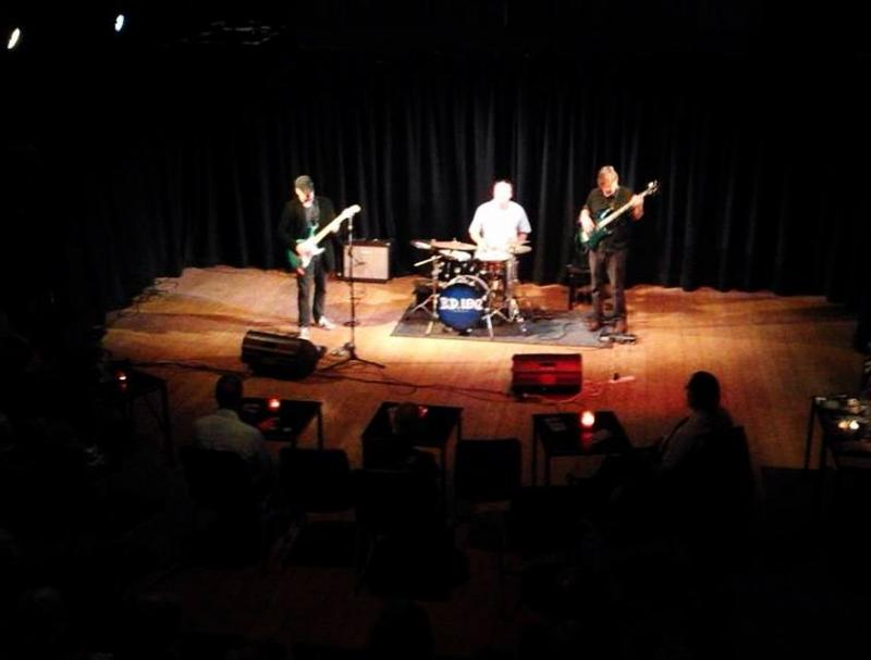 B.d. Lenz Trio at The Blue Horse