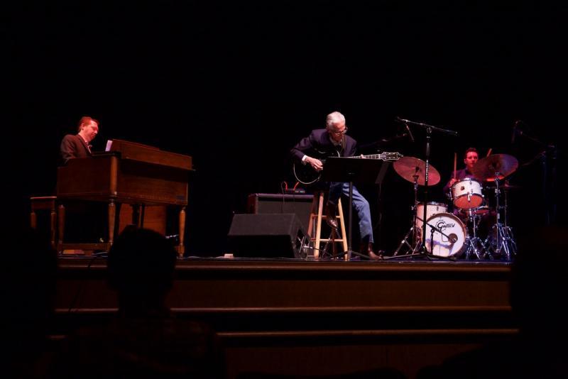 Pat Martino Trio at Bucks County Community College