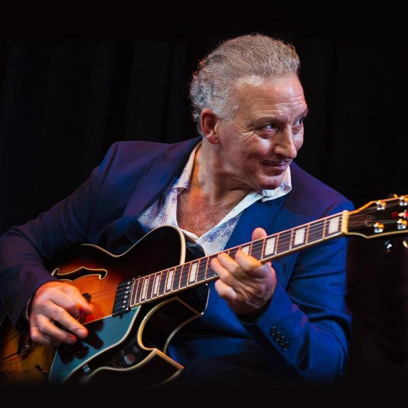 "Pat Phillips, Producer, And Leonardo And George DiCaprio To Present ""Forever Django,"" Hot Gypsy Jazz! On May 1 At Carnegie Hall's Stern Auditorium/Perlman Stage"