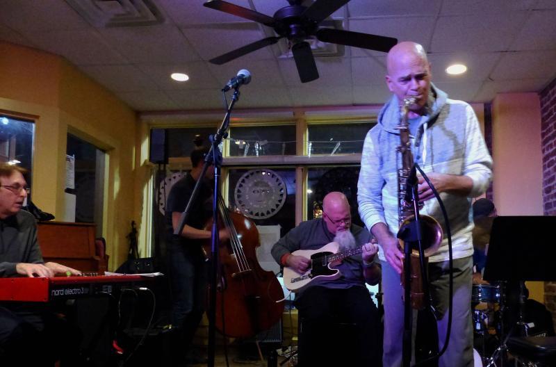 Gerry Malkin Quintet at the BeanRunner Café