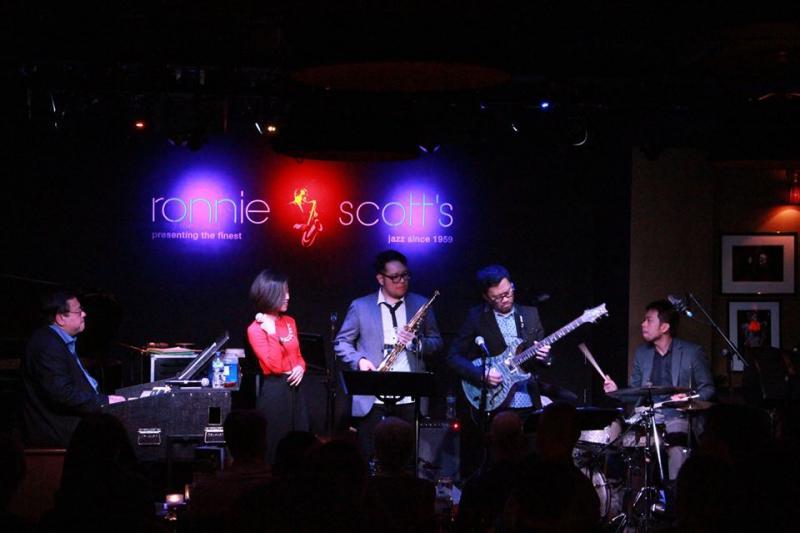 Asian Jazz All-Stars Power Quartet at Ronnie Scott's