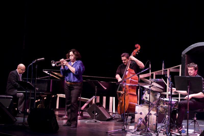 Rebecca Coupe Franks Quartet : San Diego, March 8, 2011