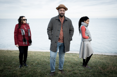Artifacts Trio: : ...and Then There's This at REDCAT Roy And Edna Disney Cal Arts Theater