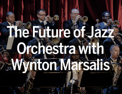 The Future Of Jazz Orchestra With Wynton Marsalis: Ellington Through The Ages at Charlotte Jazz Festival at Knight Theater At Levine Center For The Arts