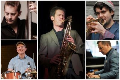 Anton Schwartz Quintet at Regattabar