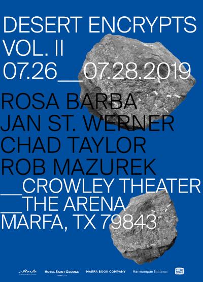 Rob Mazurek's Desert Encrypts: Volume 2 at Desert Encrypts Festival at Crowley Theater